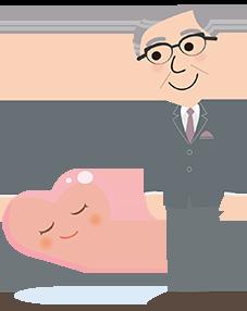 日本話し方センターの創業者である江川ひろしの座右の銘「ことばの前に心あり ことばの後に行動あり」を、各カリキュラムの中で感じていただければ幸いです。